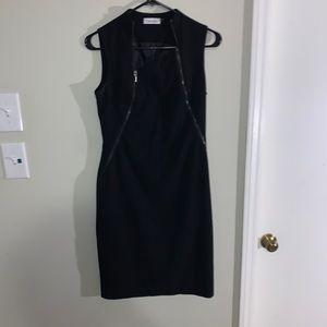 Black Calvin Klein Dress Size 2